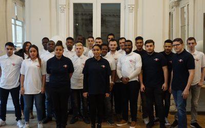 Bienvenue à la nouvelle promotion des apprentis de l'EESP !