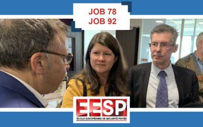 Plateforme Job 78 – Job 92