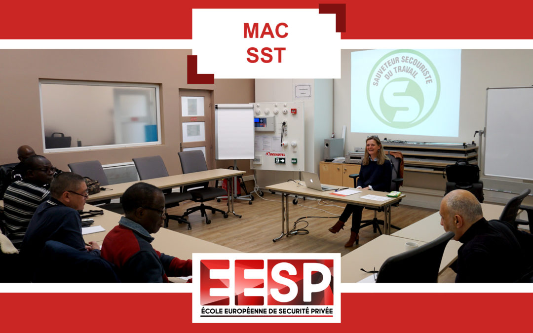 MAC SST mai 2019