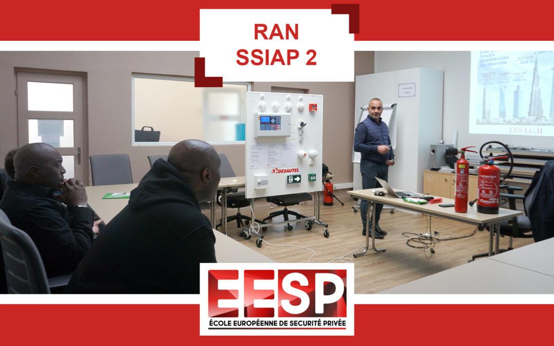 RAN SSIAP2 mai 2019