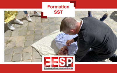 Formation SST mai 2019