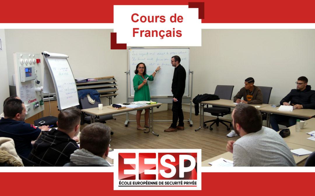 Cours de Français Promo 28