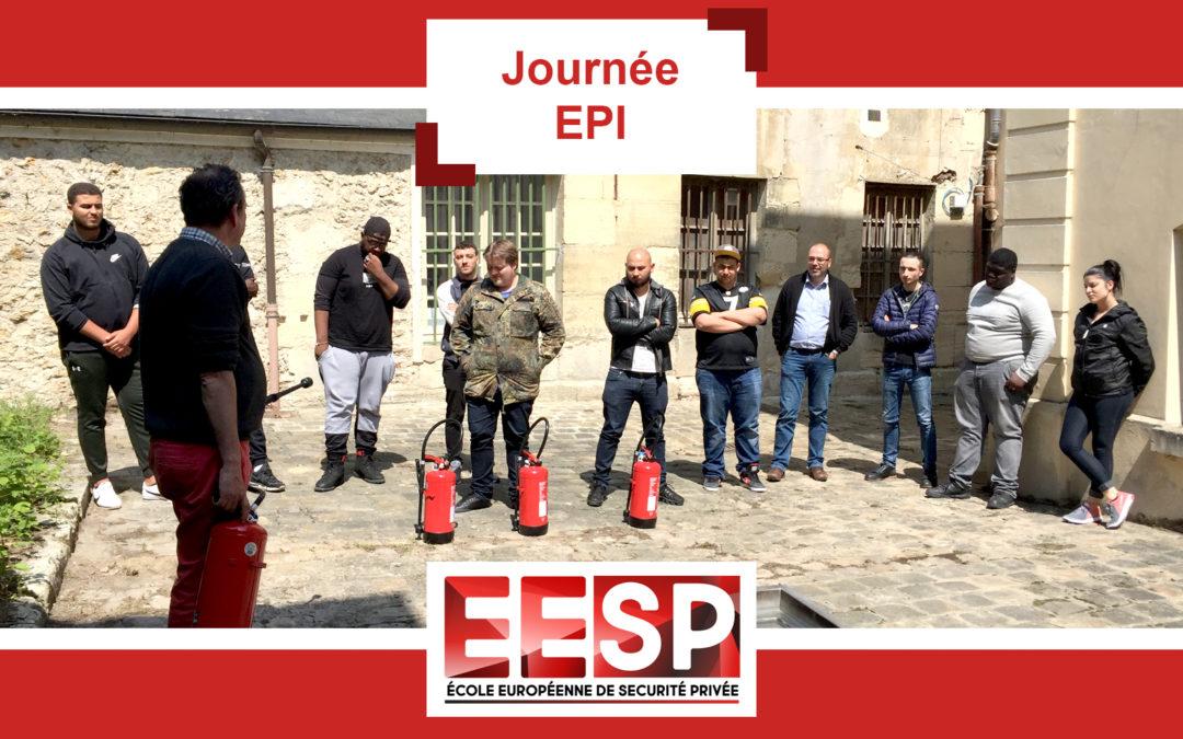 Formation CQP Journée EPI