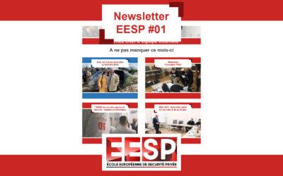 Lancement newsletter EESP