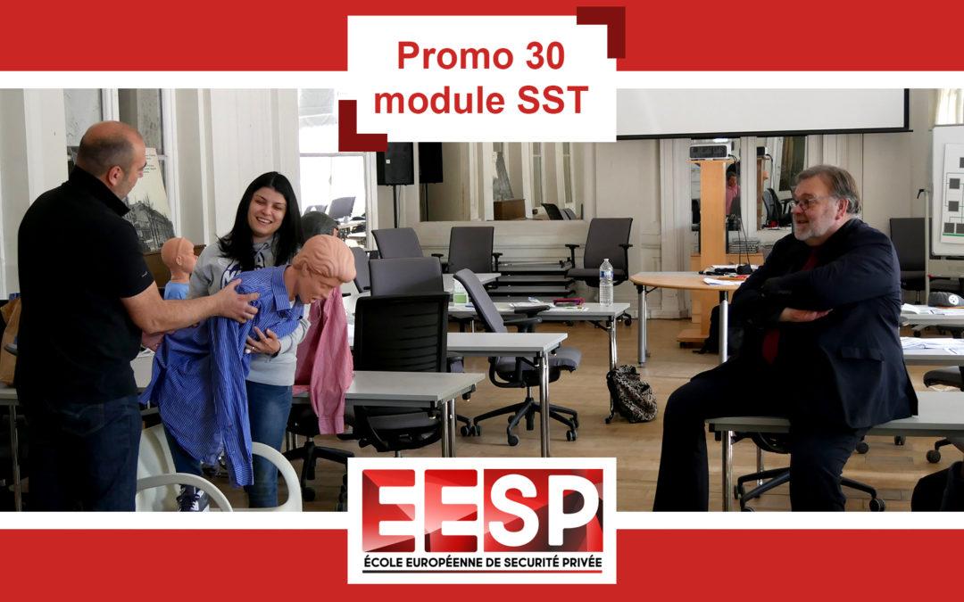 Promo 30 – Module SST