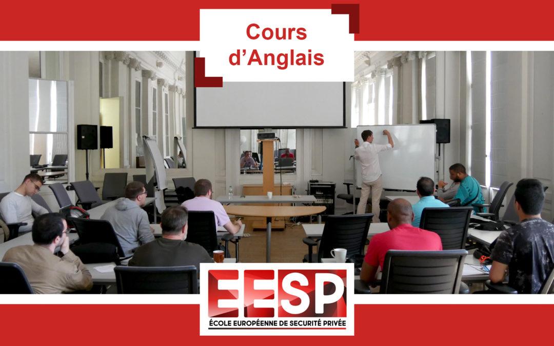 Promo 28 – Cours d'Anglais