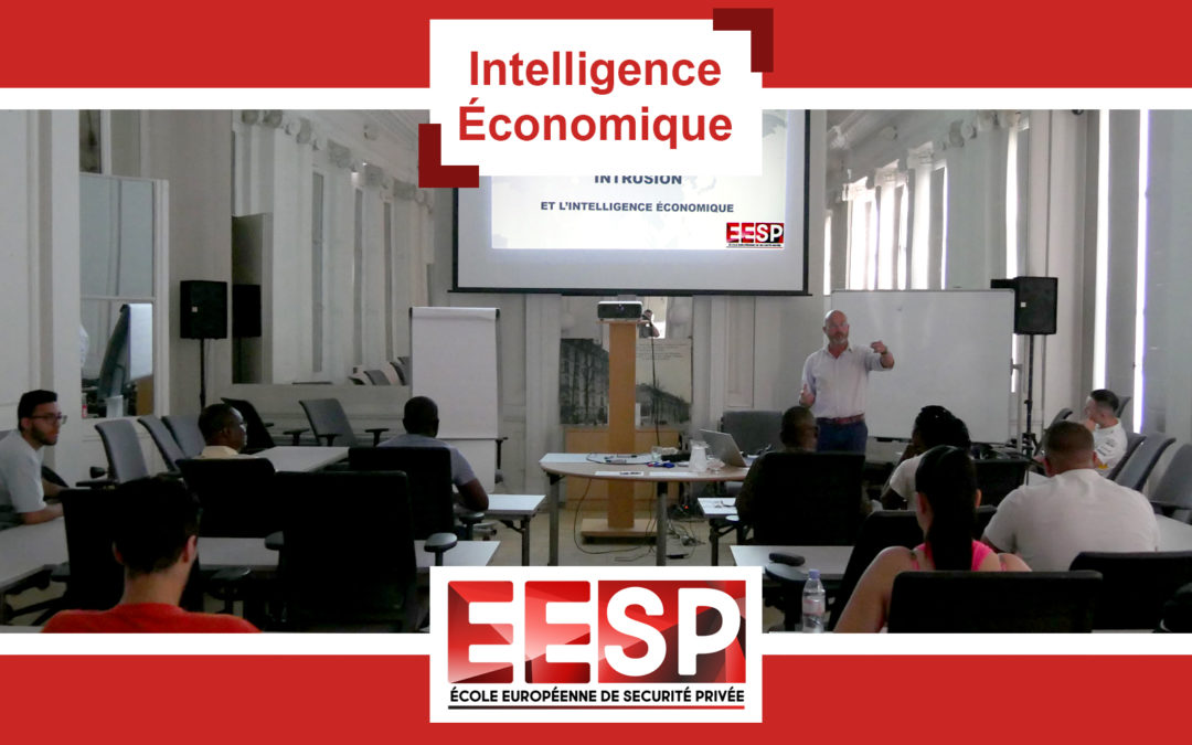 Initiation en Intelligence Economique