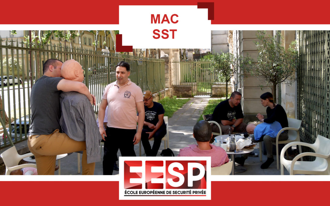 Formation MAC SST – Juillet 2019