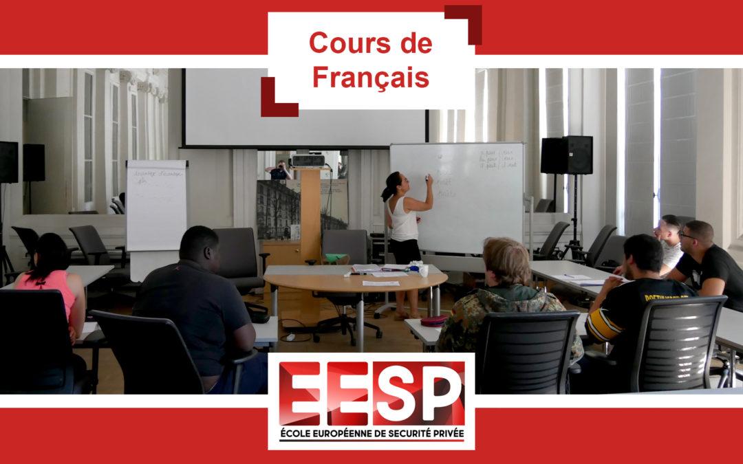 Cours de français – Promo 30