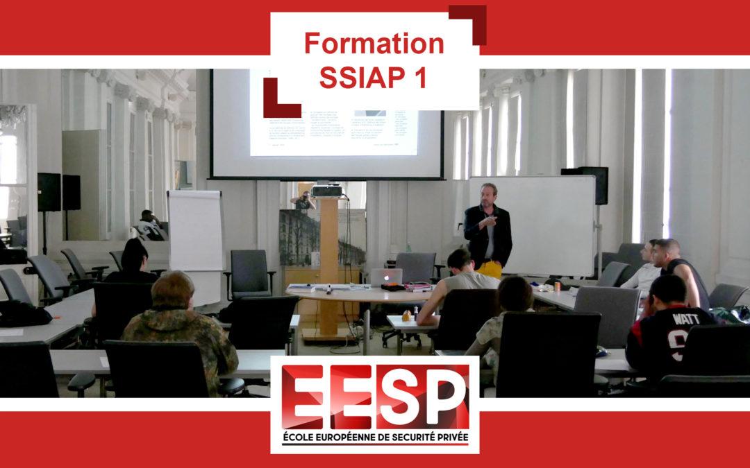 Formation SSIAP 1 – Pompadour