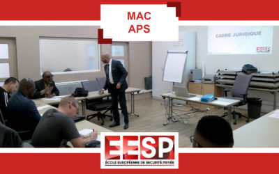 Formation MAC-APS