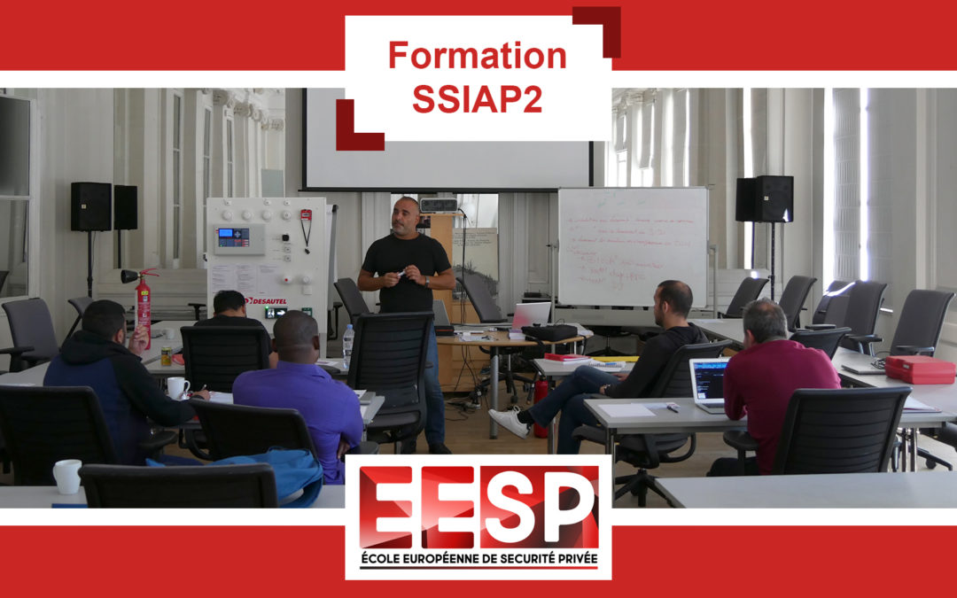 Formation SSIAP2, Part.2