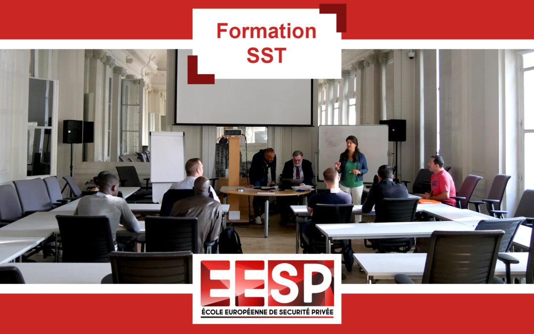 Formation SST