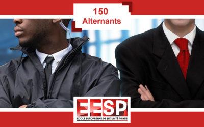 L'EESP recrute 150 alternants