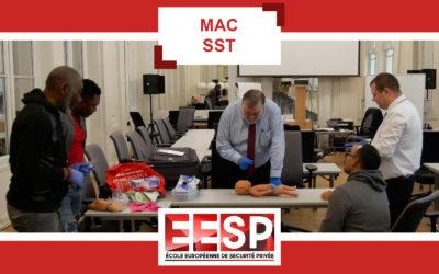 Formation MAC SST